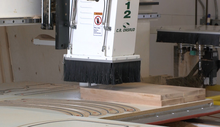 troyers cnc shop