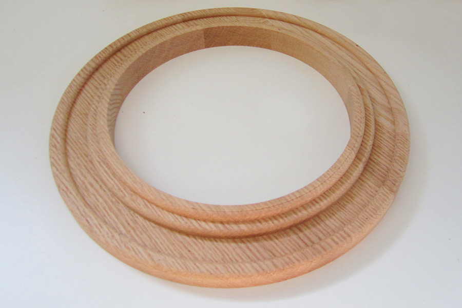 circular furniture component
