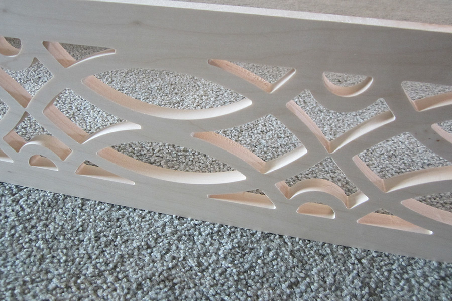 ornate cnc routing by troyers cnc